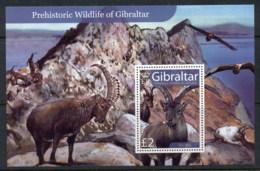 Gibraltar 2007 Prehistoric Wildlife MS MUH - Gibraltar