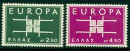 Greece 1963 Europa MUH Lot15383 - Greece