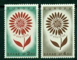 Greece 1964 Europa MUH Lot15385 - Greece