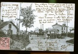 ERAGNY PASSAGE NIVEAU                     JLM - France