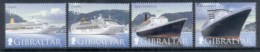 Gibraltar 2007 Cruise Ships MUH - Gibraltar