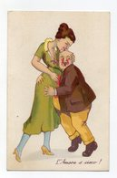 Italia - Cartolina Umoristica - Non Viaggiata - (FDC14173) - Humor