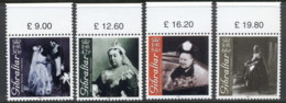 Gibraltar 2001 Queen Victoria MUH - Gibraltar