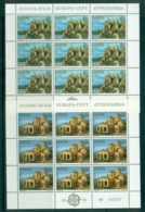 Yugoslavia 1978 Europa Sheetlets MUH Lot40672 - Yugoslavia