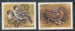 Iceland 1995 Waterbirds MUH - 1944-... Republic