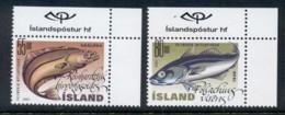 Iceland 2001 Marine Life Fish MUH - 1944-... Republic