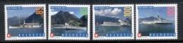 Switzerland 2011 Welfare, Steamboats MUH - Switzerland