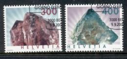 Switzerland 2003 Minerals & Gems - Switzerland