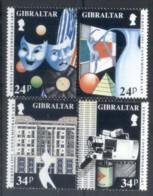 Gibraltar 1993 Europa, Contemporary Art MUH - Gibraltar