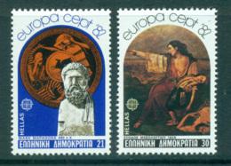 Greece 1982 Europa, History MUH Lot65858 - Greece
