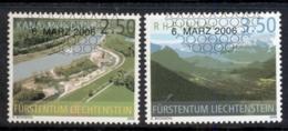 Liechtenstein 2006 Aerial Views CTO - Liechtenstein