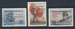 Hungary 1954 Hungarian Communist Republic MLH - Hungary