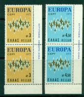 Greece 1972 Europa Pair MUH Lot16499 - Greece
