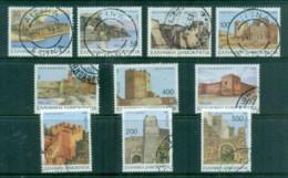 Greece 1998 Castles FU - Greece