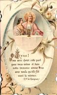 Anna Simonet - Première Communion Au Pensionnat N.-D. Des Anges, Dardilly, 24 Mai 1896 - Communion