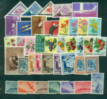 San Marino 1940s -60s Oddments Asst Inc Airs FU/ MLH Lot40314 - San Marino