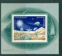 Romania 1972 Apollo Moon Landing MS MUH Lot57428 - 1948-.... Republics