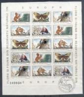 Romania 1983 Flora & Fauna MS On Piece FDI - 1948-.... Republics