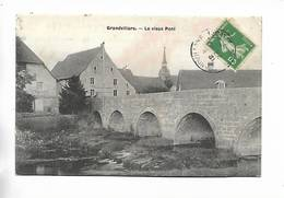 90 - GRANDVILLARS - Le Vieux Pont - Grandvillars