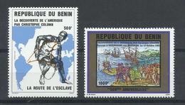 BENIN YVERT 699/700     MNH  ** - Benin – Dahomey (1960-...)