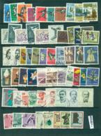 Yugoslavia 1960s Oddments Asst FU/MLH Lot40540 - Yugoslavia