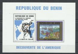 BENIN YVERT   H/B 29     MNH  ** - Benin – Dahomey (1960-...)