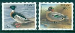 Iceland 1997 Birds (500k, Pulled Perf) MUH Lot32442 - 1944-... Republic