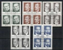 Liechtenstein 1968 Pioneers Of Philately, Rowland Hill Blk4 CTO - Liechtenstein