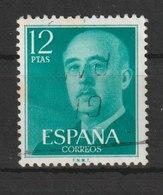 MiNr. 2121 Spanien 1974, 4. Dez. Freimarken: Generalissimus Franco. - 1931-Heute: 2. Rep. - ... Juan Carlos I