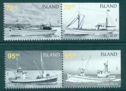 Iceland 2005 Ships MUH Lot32548 - 1944-... Republic