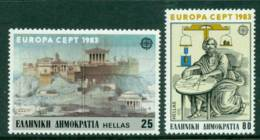 Greece 1983 Europa MUH Lot15407 - Greece