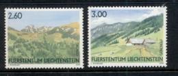 Liechtenstein 2008 Pastures MUH - Liechtenstein