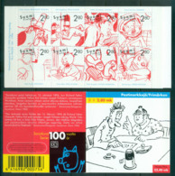 Finland 1996 Finnish Comic Strips Booklet MUH Lot66930 - Unused Stamps
