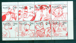 Finland 1996 Finnish Comic Strip Characters Booklet Pane MUH Lot67073 - Unused Stamps