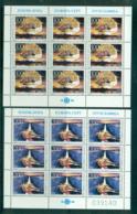 Yugoslavia 1986 Europa Sheetlets MUH Lot40680 - Yugoslavia