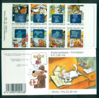 Finland 1994 Greetings Booklet MUH Lot66912 - Unused Stamps