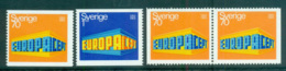 Sweden 1969 Europa, Europa Building MUH Lot65488 - Sweden
