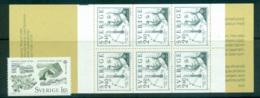 Sweden 1982 Europa, History + Booklet MUH Lot65833 - Sweden