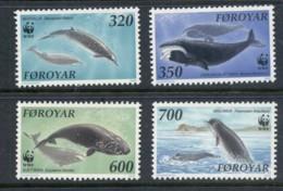 Faroe Is WWF Whales MUH - Finland