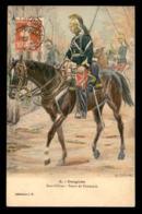 GUERRE 14/18 - ILLUSTRATEURS - DRAGON PAR ALPHONSE LALAUZE - War 1914-18