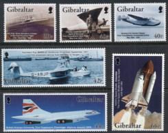 Gibraltar 2003 Powered Flight Bicent. MUH - Gibraltar
