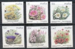 Malta 2000 Flowers MUH - Malta