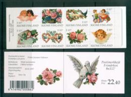 Finland 1997 Greetings Booklet MUH Lot66934 - Unused Stamps
