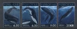 Faroe Is 2001 Whales FU - Finland