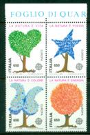 Italy 1986 Europa Block MUH Lot17650 - 6. 1946-.. Republic