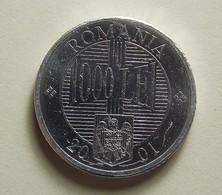 Romania 1000 Lei 2001 Varnished - Roumanie
