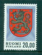 Finland 1997 Arms 20m MUH Lot66949 - Finlande