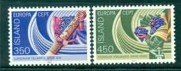 Iceland 1982 Europa MUH Lot32604 - Unused Stamps