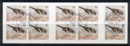 Switzerland 2007 Birds 85c Booklet CTO - Switzerland