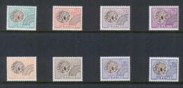 France 1976 Gallic Coins Precancels MUH - France